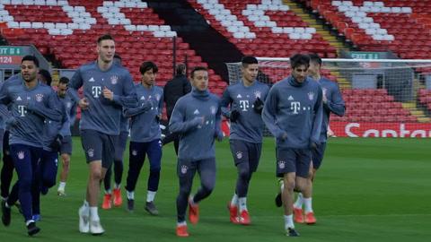 Liverpool y Bayern Múnich palpitan su gran partido por Champions
