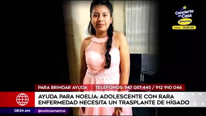 Menor de 14 años necesita con urgencia trasplante de hígado
