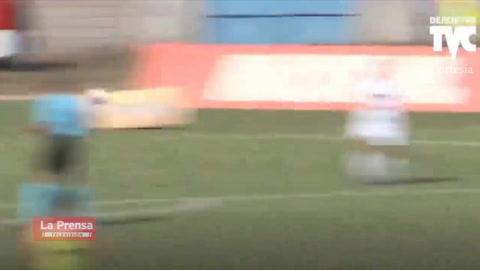 Video: Real de Minas 4-0 Platense (Liga Nacional de Honduras)