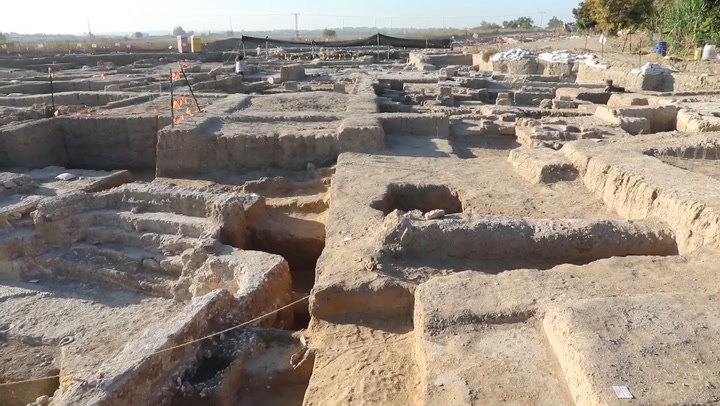 More about the ancient wine factory in Israel