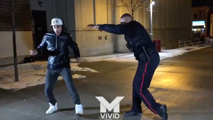 Politimann trodde han rykket ut til slåsskamp...