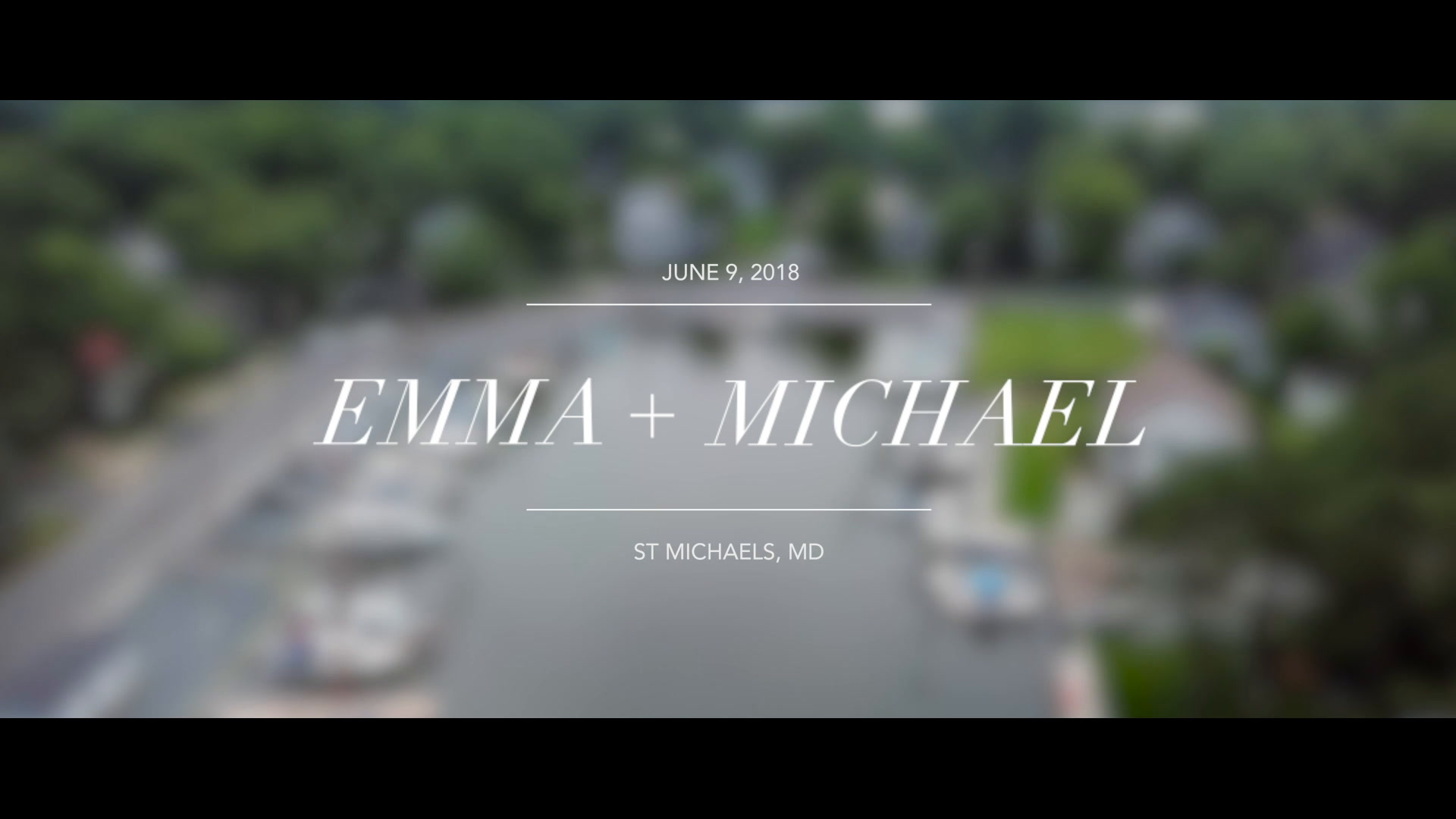 Emma + Michael | Saint Michaels, Maryland | Chesapeake Bay Maritime Museum