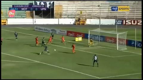 Motagua 3-1 UPN (Liga Salvavida)