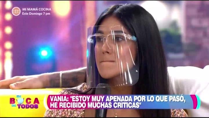 """Vania Bludau se quiebra al recordar escandalosa intervención en la playa: """"Estoy apenada y avergonzada"""""""