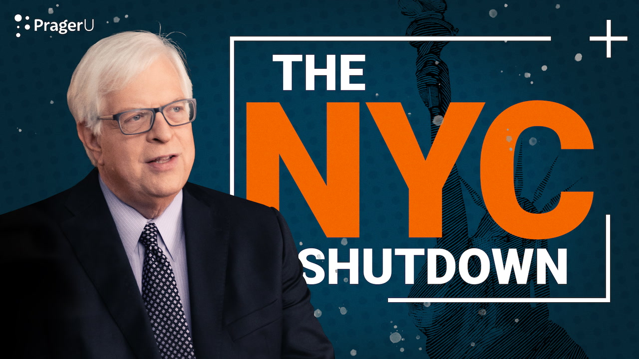 New York and the Coronavirus Shutdown