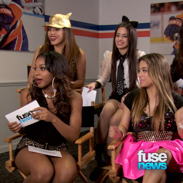 Artist To Artist: Little Mix Interviewing Fifth Harmony