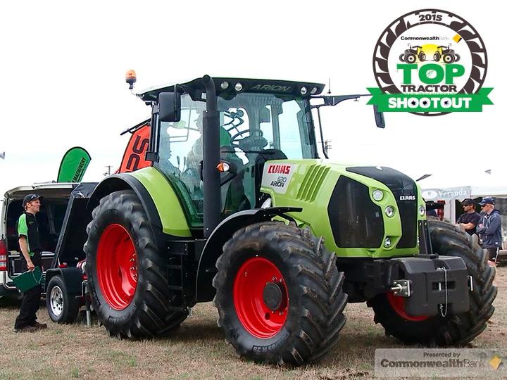 Best Tractors 2015 | Claas Arion 630 CIS Review | Top