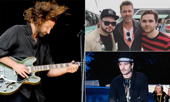 El Festival que se celebra en Somerset, Inglaterra, es conocido por su música y sus asistentes inesperados