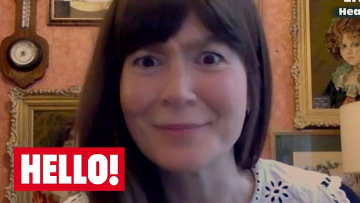 Antiques Roadshow presenter Natasha Raskin Sharp reveals she broke rules on set