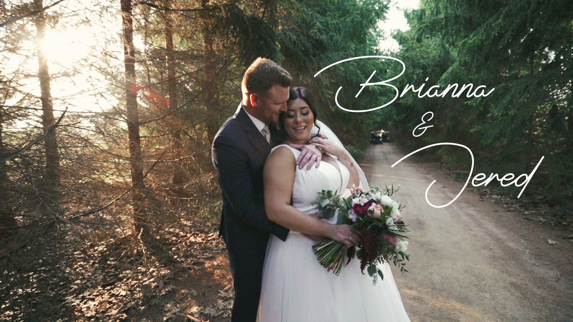 Brianna + Jered | Chatham-Kent, Canada | deer runn gold course