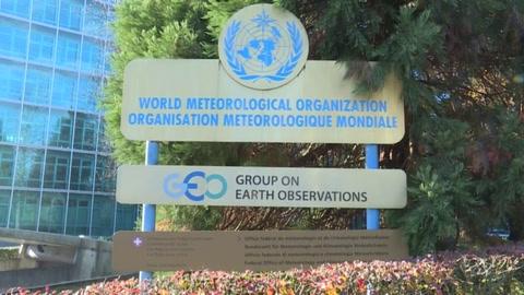 Concentración récord de CO2 en la atmósfera pese a confinamientos por covid-19 (ONU)