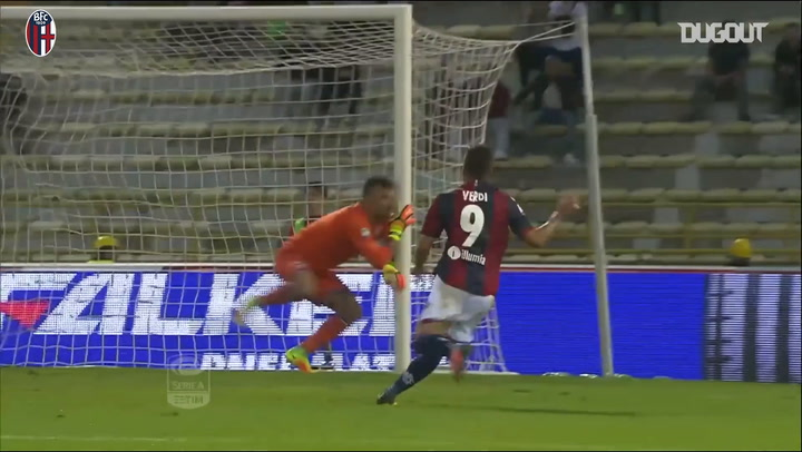 Simone Verdi's incredible volley vs Sampdoria