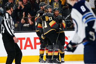 Golden Knights shutout Winnipeg Jets, continue hot streak – VIDEO