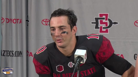 Aztecs Upset No.19 Stanford 20-17