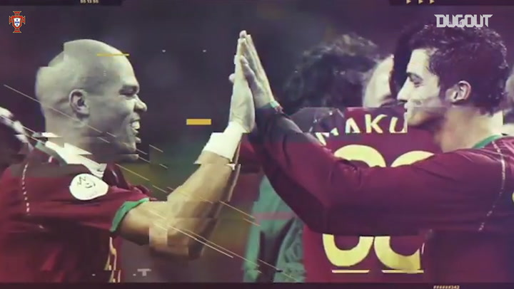 Pepe Reaches Portugal Century | Pepe 100