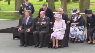 El duque de Edimburgo fue sometido