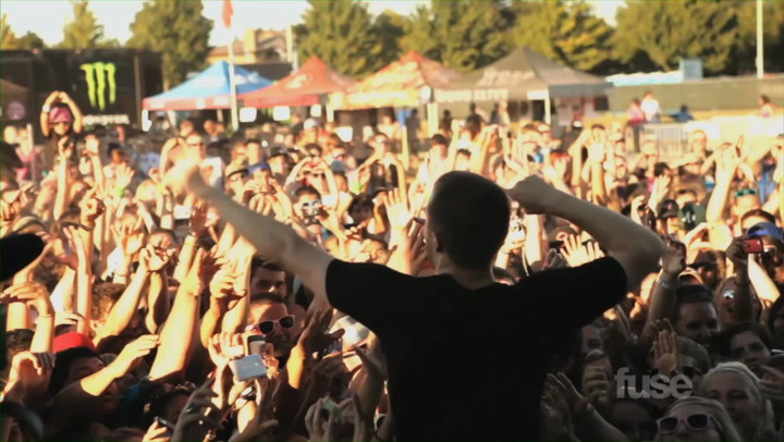 Festivals: Warped Tour: Check Out Mike Posner on Last Year's Warped Tour