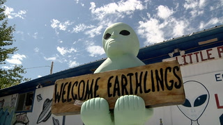 Nevada towns brace for Storm Area 51 event