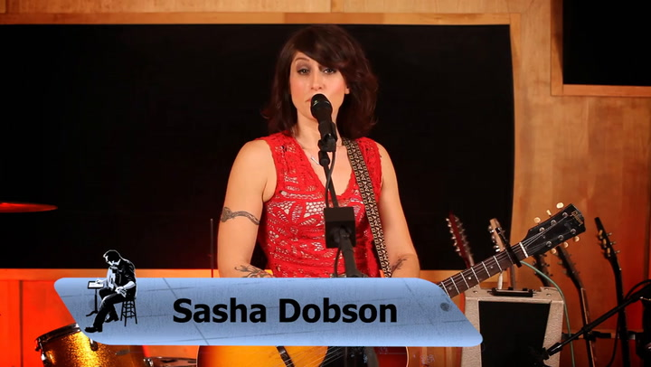 Sasha Dobson​ performs Couldn't Let You Go on The Jimmy Lloyd Songwriter Showcase