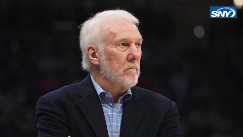 Begley: Spurs won't get in the way if Popovich wants to coach Nets