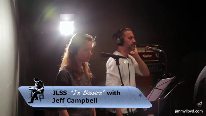 Jeff Campbell performs Reposado on The Jimmy Lloyd Songwriter Showcase