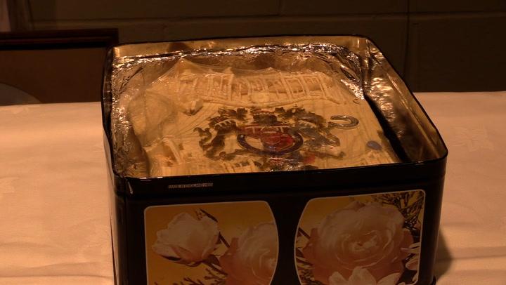 Vendido por más de 2.000 euros un trozo de la tarta de boda de Carlos y Diana ¡40 años después!