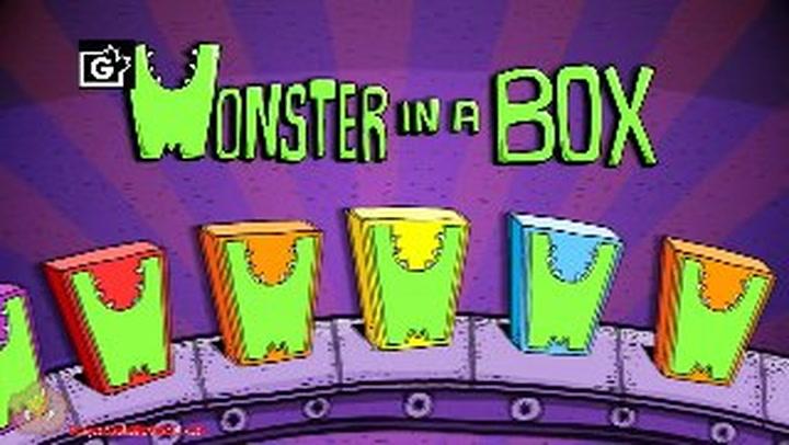 Replay Monster in a box - Vendredi 15 Octobre 2021
