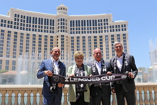 MLS and Liga MX Leagues Cup Final coming to Sam Boyd Stadium in September – VIDEO