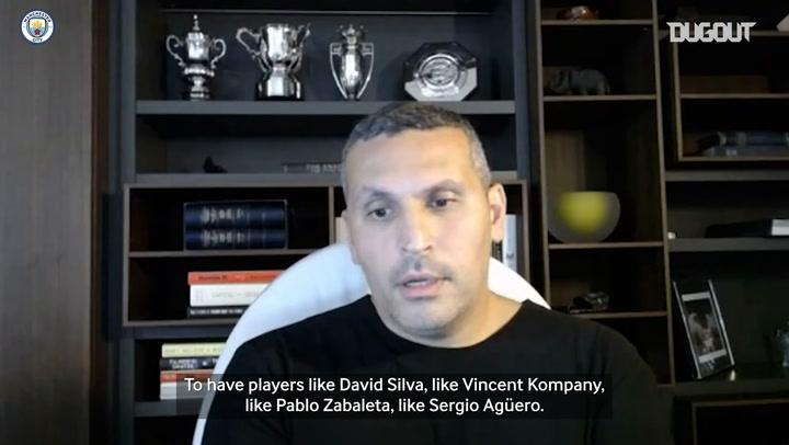 Khaldoon Al Mubarak speaks on Sergio Agüero's future