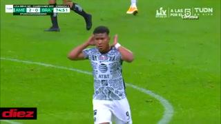 América derrotó a Juárez con polémica incluida en la tercera jornada de la Liga MX