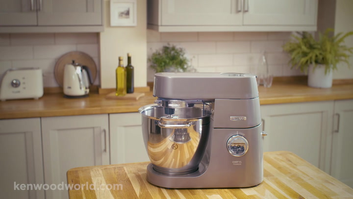 Preview image of Kenwood Chef XL Titanium 6.7L Stand Mixer, KVL8300 video
