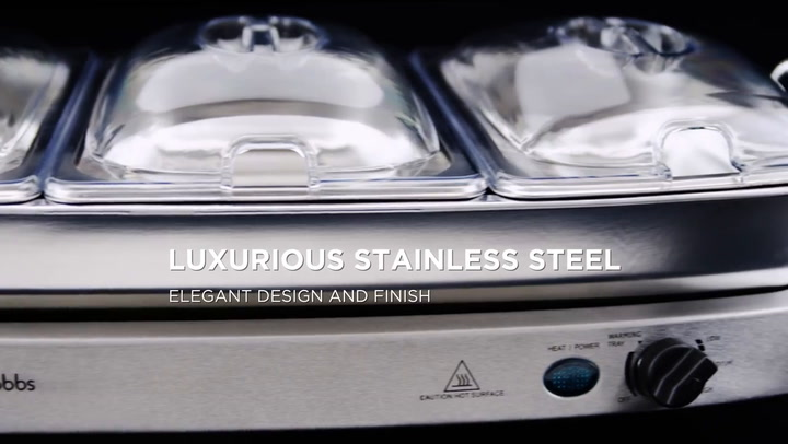 Preview image of Russell Hobbs Hot Tray & Buffet Server video