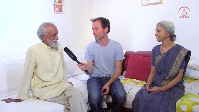 Indra und A.G. Mohan
