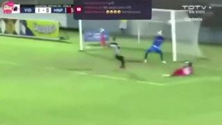 Vida 1-0 Honduras Progeso (Liga Nacional)