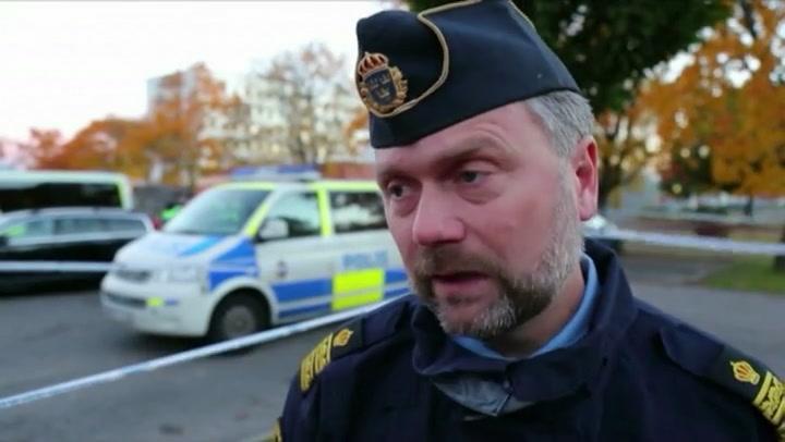 De reactie van de politie