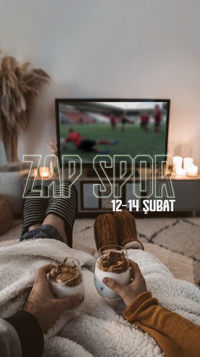 Zap Spor / 12-14 Şubat