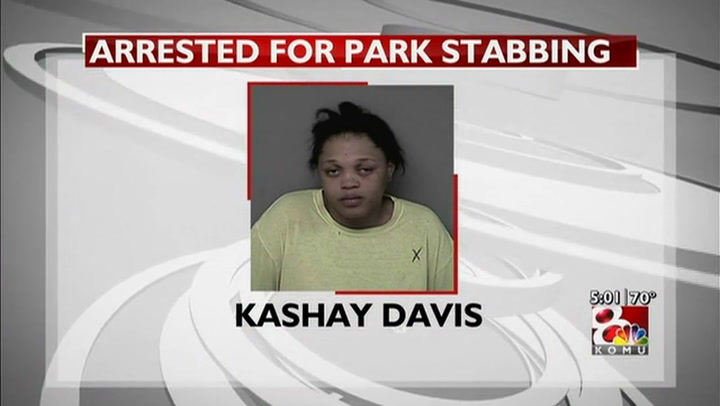 Jefferson City woman stabbed in the face with knife