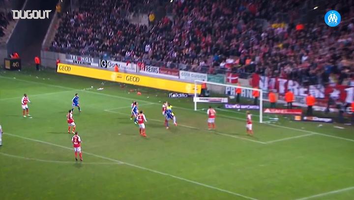 OM's recent goals vs Reims
