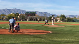 Arbor View baseball defeats Cimarron-Memorial, 5-2, on road