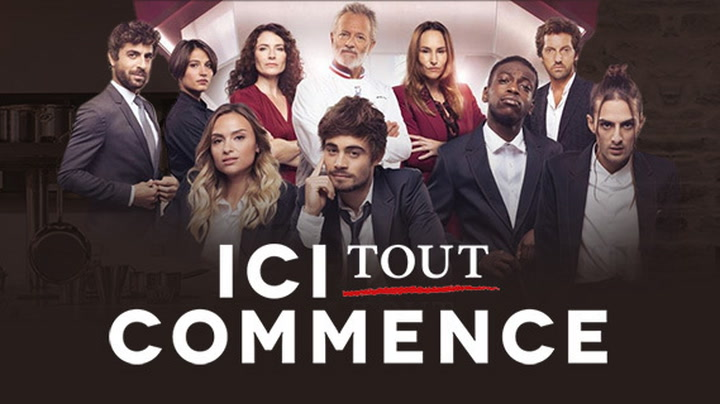 Replay Ici tout commence - Samedi 16 Octobre 2021
