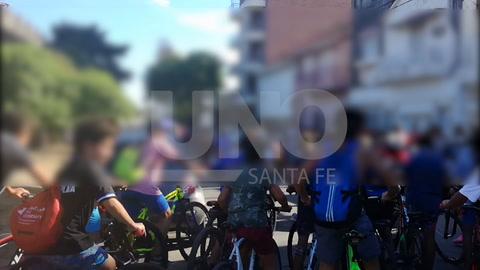 VIDEO: Así se llevaron detenido al miembro de los youtubers uruguayos Team Viral