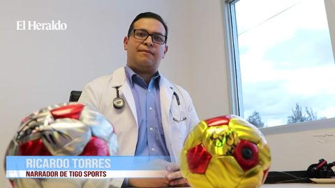 Calculadora Deportiva: ¿Qué tanto sabe de deportes Ricardo Torres?