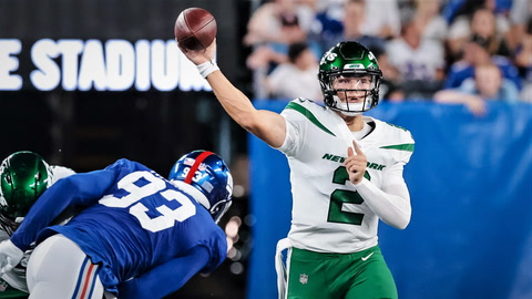 What will make 2021 a 'successful' season for the Jets and Giants?