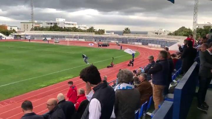 Este es el himno del Marbella, el nuevo club de Granero