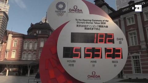 Crecen las dudas sobre los Juegos de Tokio a seis meses de su apertura