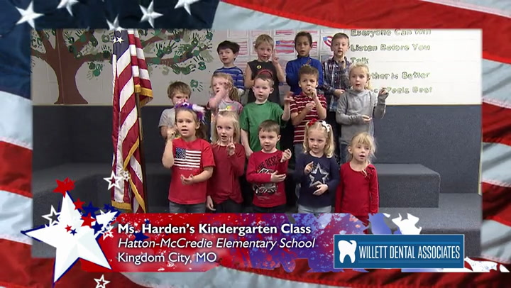 Halton-McCedie Elementary School - Ms. Harden - Kindergarten