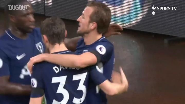 Ben Davies' best Spurs moments