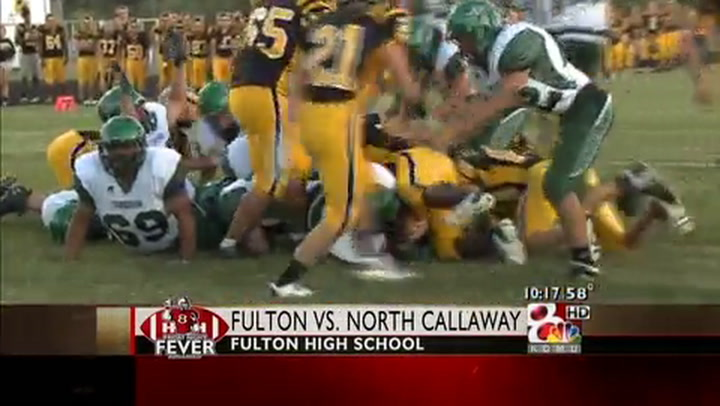 North Callaway at Fulton FNF Week Three