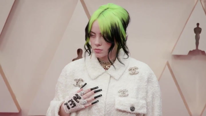 Billie Eilish 'feels like crying' after releasing new album 'Happier Than Ever'