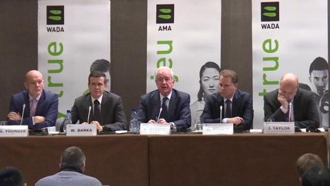 Rusia, excluida de los Juegos Olímpicos durante cuatro años